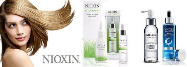 Nioxin Уход и обновление