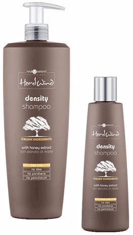 Шампунь придающий объём DENSITY Hair Company Head Wind