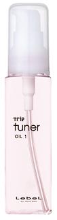 Lebel Trie Tuner Сухое масло для укладки волос Oil 1