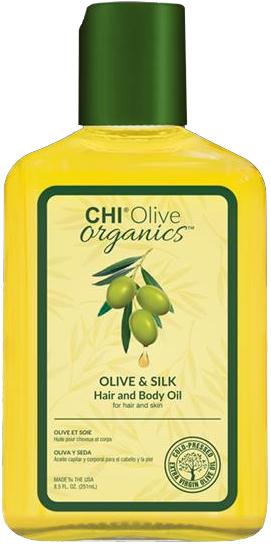 CHI Olive Organics Масло для волос и тела