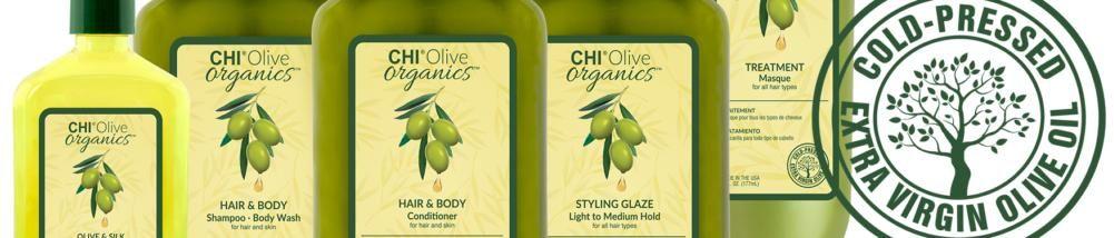 CHI Olive Organics - купить в интернет магазине