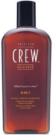 American Crew Средство 3 в 1 Classic