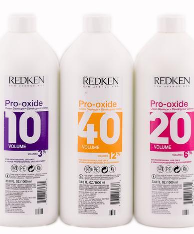 Redken Про-Оксид Волюм Крем-проявитель для краски и осветляющих препаратов