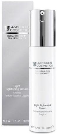 Janssen Demanding Skin Легкий подтягивающий и укрепляющий крем Light Tightening Cream