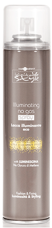 Спрей без газа придающий блеск Spray No Gas Hair Company Inimitable Style