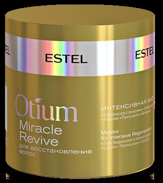 Estel Otium Miracle Revive Интенсивная маска для восстановления волос