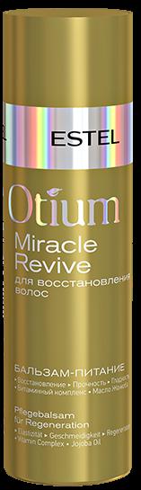 Estel Otium Miracle Revive Бальзам-питание для восстановления волос