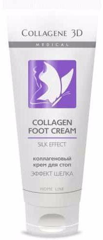 Medical Collagen 3D Крем для стоп Silk effect
