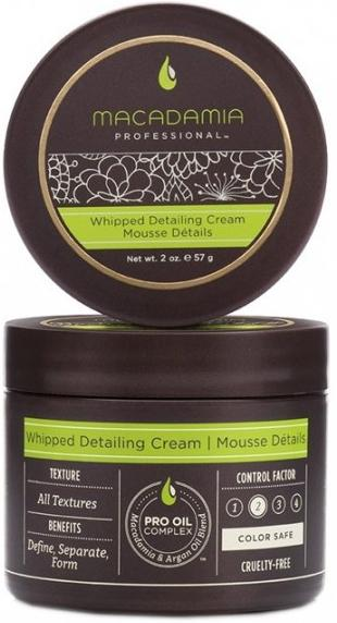 Macadamia Professional Крем-суфле текстурирующий Whipped Detailing Cream