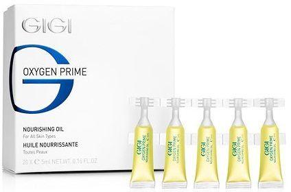 GIGI Oxygen Prime Масло питательное регенерирующее в ампулах