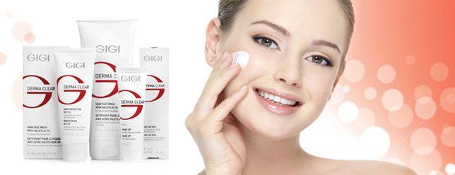 GIGI для лица и тела Derma Clear - купить в интернет магазине