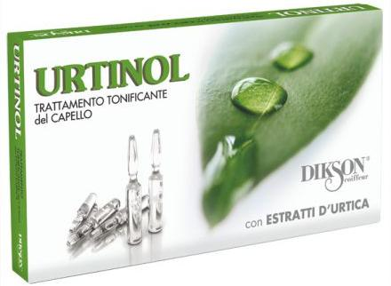 Dikson Urtinol Лечебное средство от жирной кожи головы и себореи