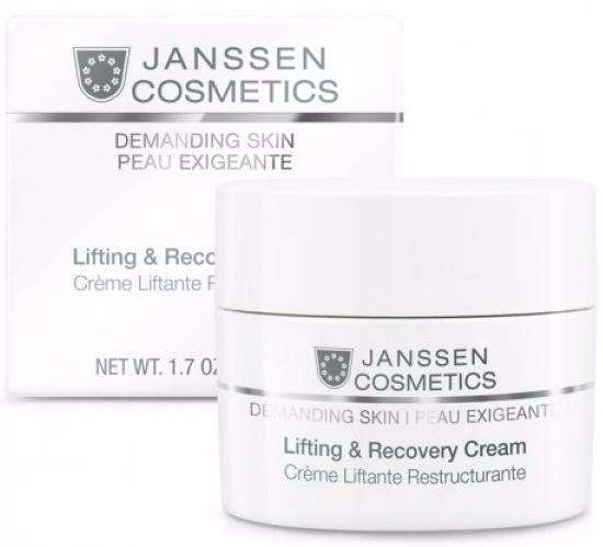 Janssen Demanding Skin Восстанавливающий крем с лифтинг-эффектом Lifting and Recovery Cream