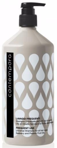 Barex Contempora Шампунь для всех типов волос с маслом облепихи и маслом маракуйи