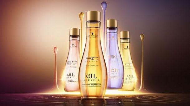 Schwarzkopf Professional Bonacure Oil Miracle