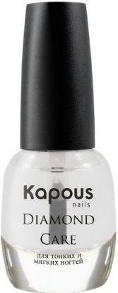 Kapous Manicure Hi-Lac Укрепляющее покрытие 3 в 1 Diamond Care