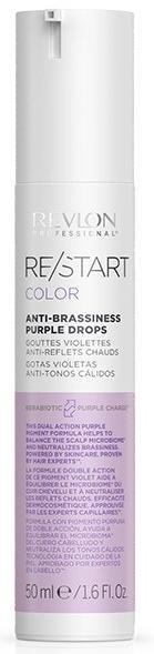 Revlon ReStart Color Фиолетовые капли для усиления и поддержки холодных оттенков