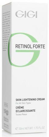 GIGI Retinol Forte Отбеливающий крем