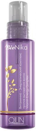 Ollin BioNika Витаминно энергетический комплекс против выпадения