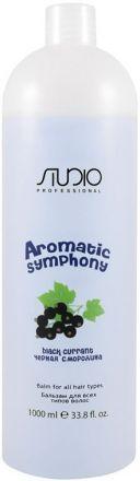 Kapous Studio Care Бальзам для всех типов волос Черная смородина Aromatic Symphony