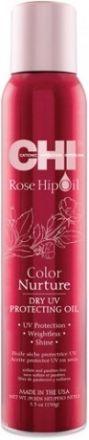 CHI Rose Hip Oil Масло сухое для волос с экстрактом лепестков роз