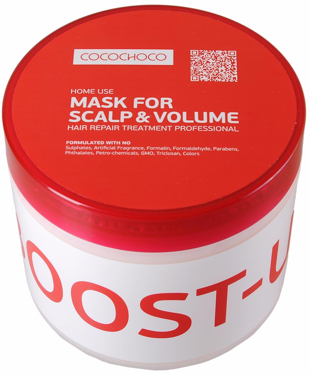 Cocochoco маска для волос