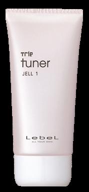 Lebel Trie Tuner Ламинирующий гель для укладки волос Jell 1