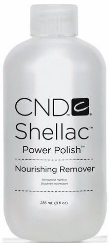 CND Жидкость для удаления искусственных покрытий Nourishing Remover