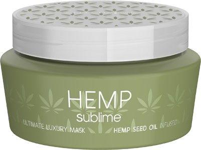 Selective Hemp Sublime Маска для волос с маслом семян конопли