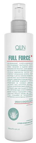 Ollin Full Force Увлажняющий спрей-кондиционер с экстрактом алоэ