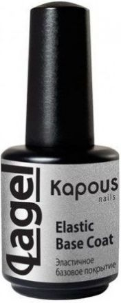 Kapous Manicure Lagel Эластичное базовое покрытие Elastic Base Coat
