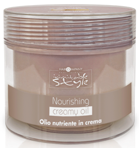 Hair Company Inimitable Style Питательное масло-крем для волос Nourishing Creamy Oil