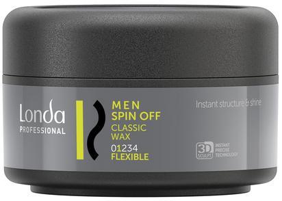 Londa Styling Классический воск для волос нормальной фиксации SPIN OFF