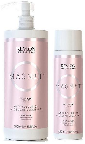 Revlon Magnet Мицеллярный шампунь для волос