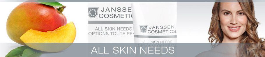 Janssen Cosmetics Специальный уход - купить в интернет магазине