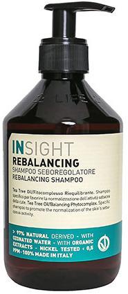 Insight Rebalancing Шампунь против жирной кожи головы