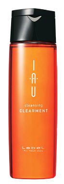 Lebel IAU Освежающий аромашампунь для нормальной кожи головы Clearment