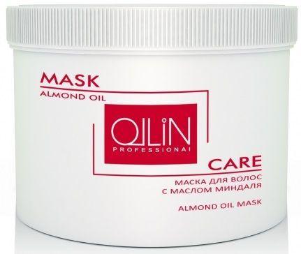 Ollin Care Маска против выпадения волос с маслом миндаля