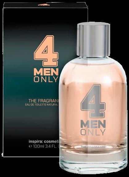 Inspira 4 Men Only Туалетная вода для мужчин