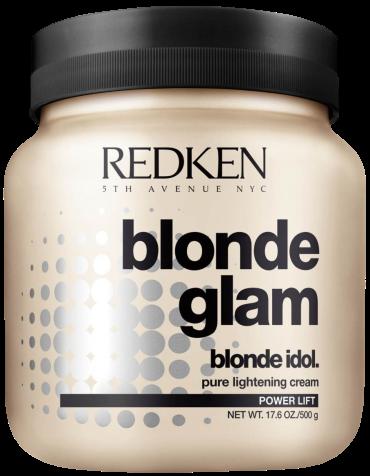 Redken Осветляющая паста Blonde Glam