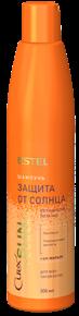 Estel Curex Sunflower Шампунь Увлажнение и питание с UV-фильтром