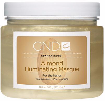 CND SPA Миндаль Сверкающая маска Almond Illuminating Masque