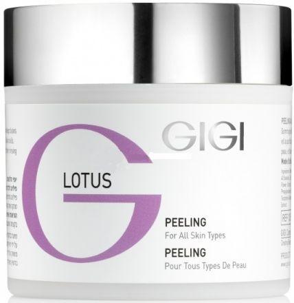 GIGI Lotus Beauty Пилинг-скраб для всех типов кожи