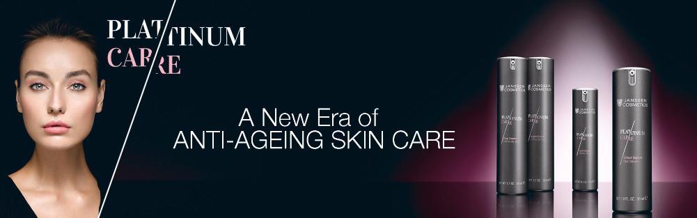 Janssen Cosmetics Platinum Care - купить в интернет магазине