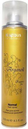 Kapous ArganOil Лак аэрозольный для волос