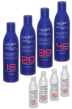 Hair Company Окисляющая эмульсия