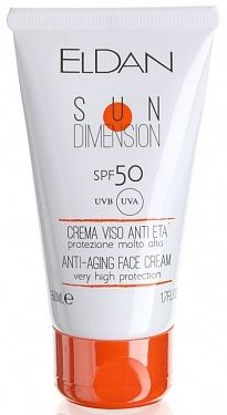 ELDAN Cosmetics Дневная защита от солнца SPF 50