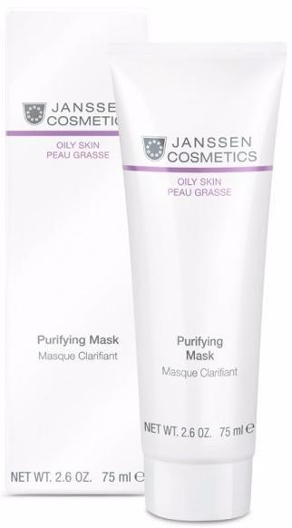 Janssen Oily skin Себорегулирующая очищающая маска Purifying Mask