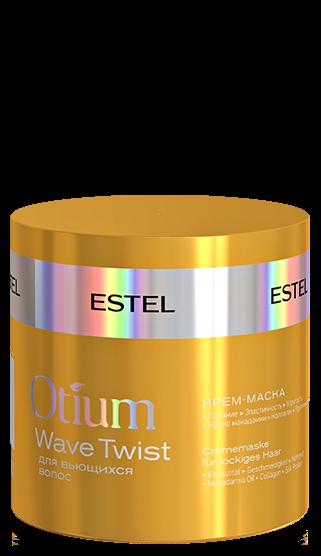 Estel Otium Wave Twist Крем-маска для вьющихся волос
