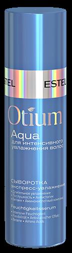 Estel Otium Aqua Сыворотка для волос Экспресс-увлажнение